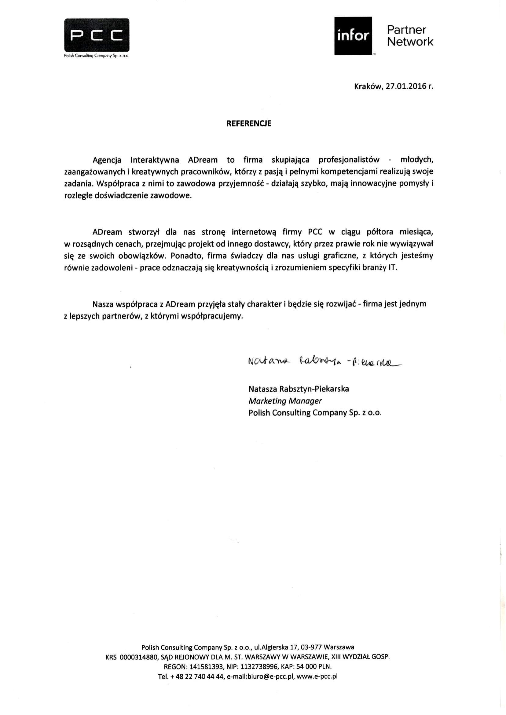 iPCC (dawniej Polish Consulting Company)